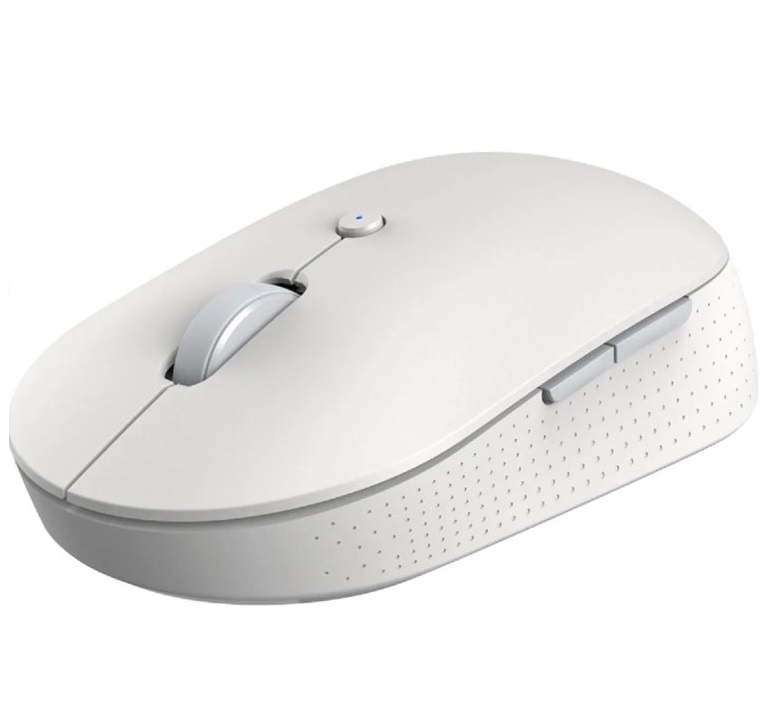 Мышь Xiaomi Mi Dual Mode Wireless Mouse Silent Edition (White)