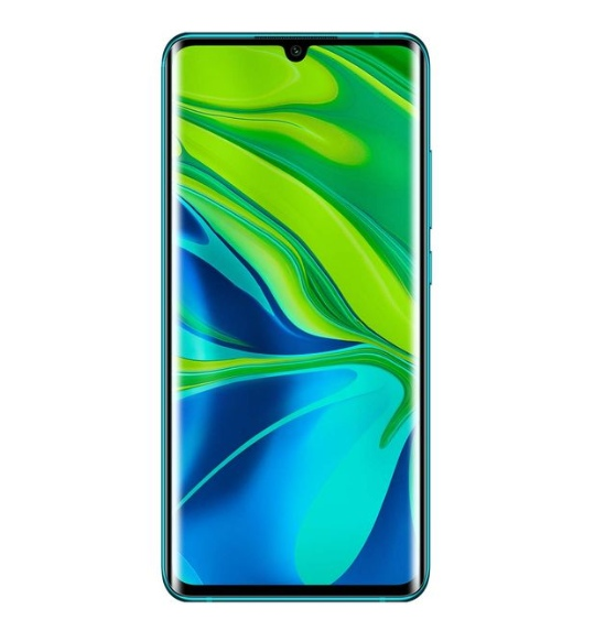 Смартфон Xiaomi Mi Note 10 6GB/128GB Aurora Green