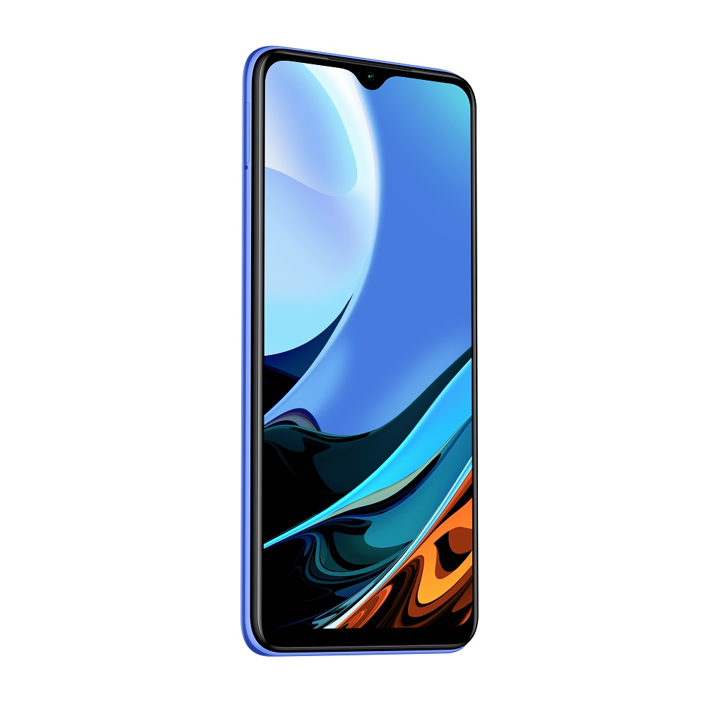 Смартфон Xiaomi Redmi 9T 4GB/64GB Twilight Blue (NFC)