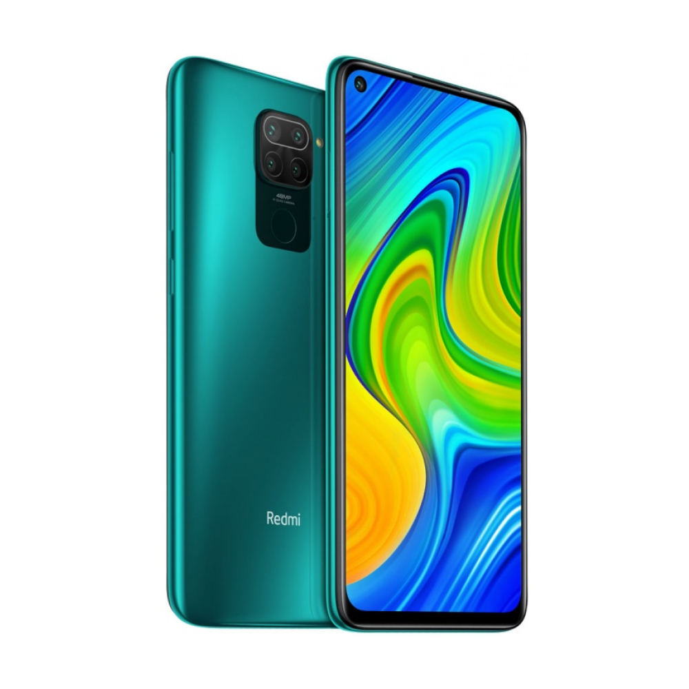 Смартфон Xiaomi Redmi Note 9 3GB/64GB Forest Green (NFC)