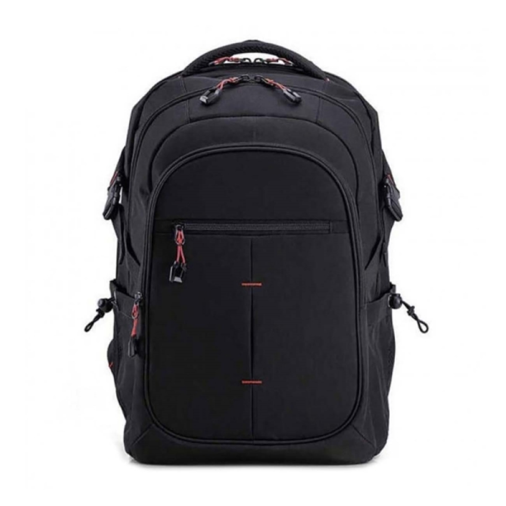 Рюкзак U'REVO Large Capacity Multi-functional Backpack. Цвет: черный