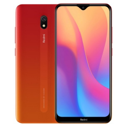 Смартфон Xiaomi Redmi 8A 2G/32GB Sunset Red