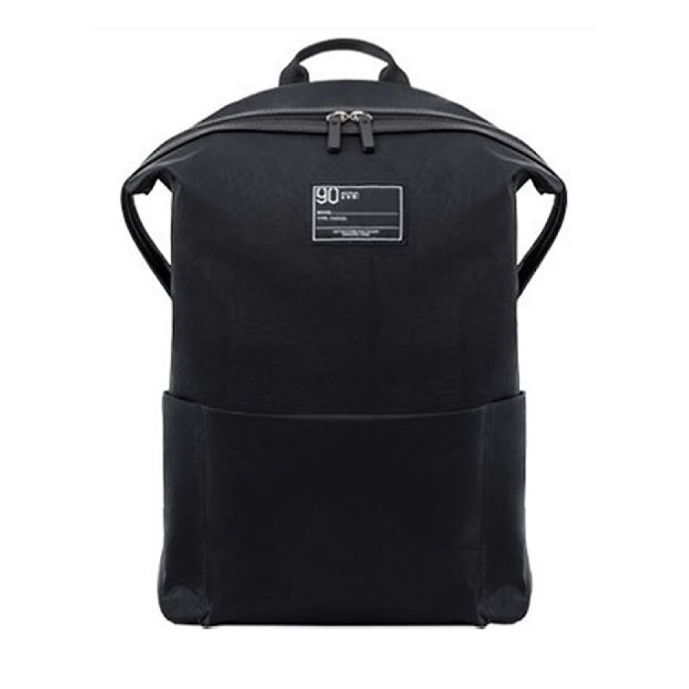 Рюкзак NINETYGO Lecturer Leisure Backpack. Цвет: черный