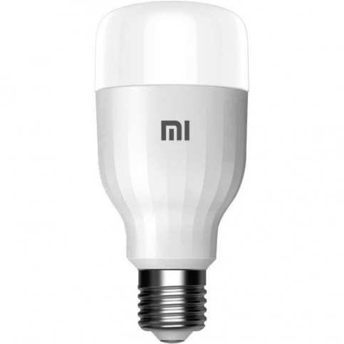 Умная лампочка Xiaomi Mi LED Smart Bulb Essential (white and color)