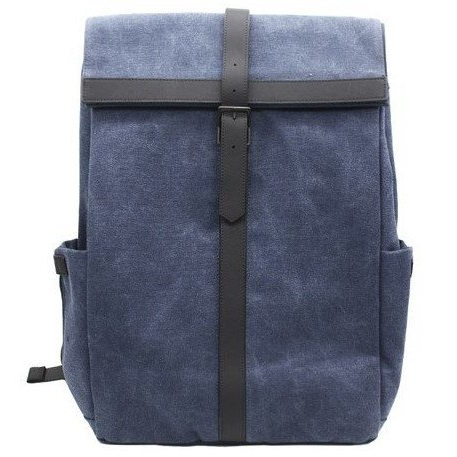 Рюкзак 90 Points Grinder Oxford Casual Backpack, темно-синий