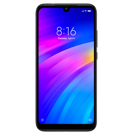 Смартфон Xiaomi Redmi 7 3GB/32GB Eclipse Black