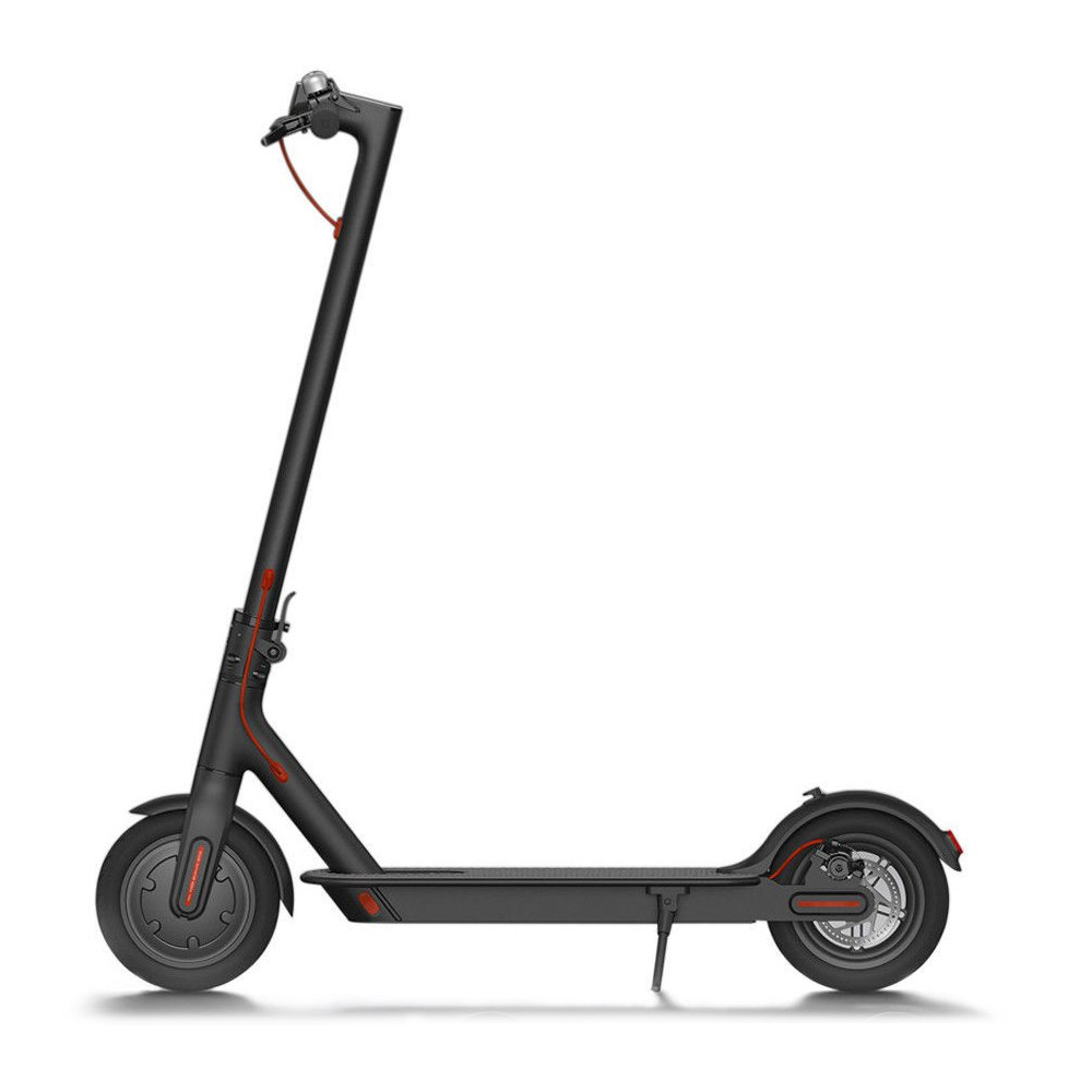 Электросамокат Mijia Electric Scooter M365, черный