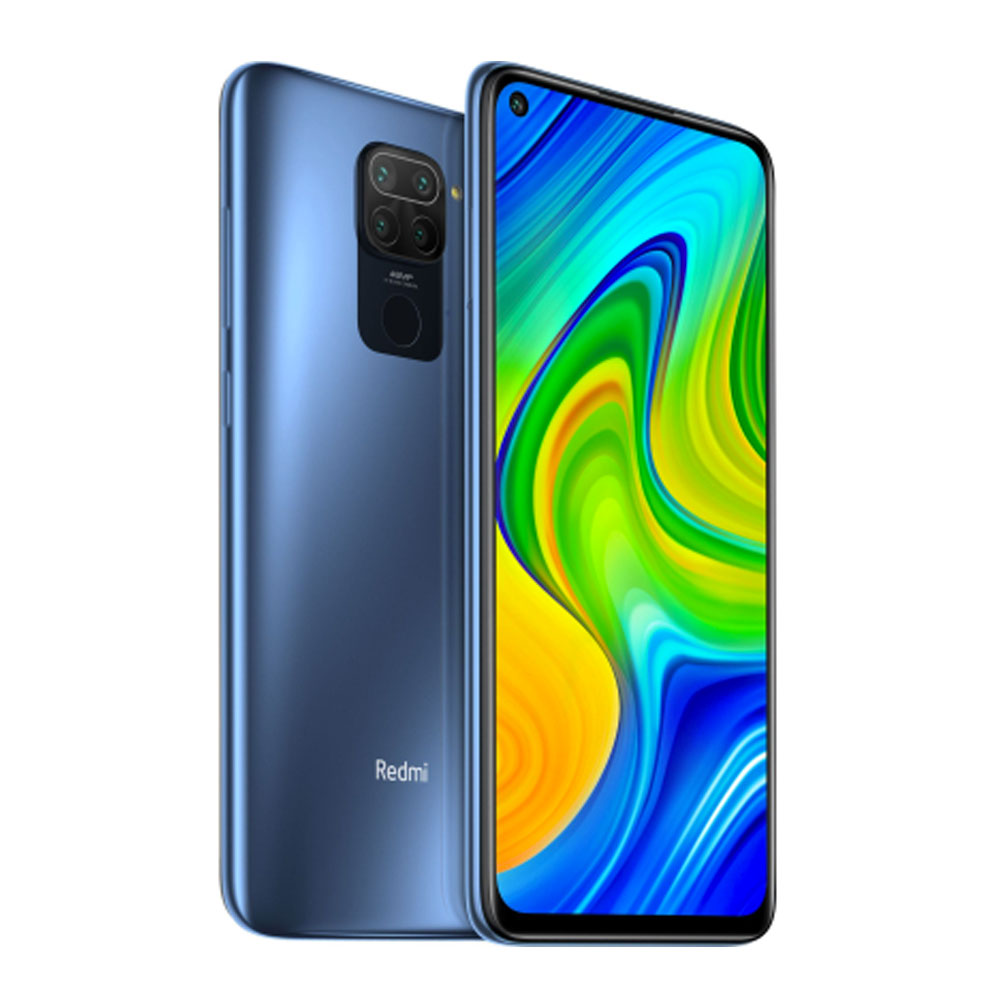 Смартфон Xiaomi Redmi Note 9 3GB/64GB Midnight Grey (NFC)