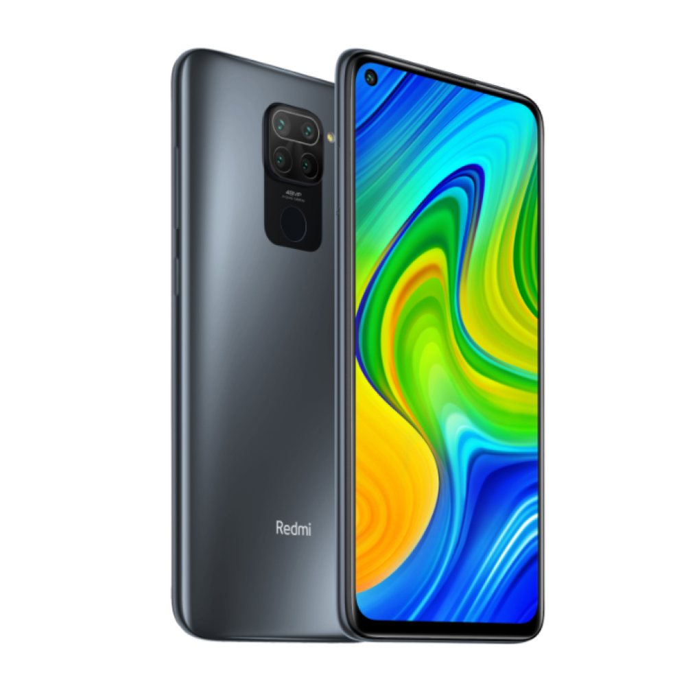 Смартфон Xiaomi Redmi Note 9 4GB/128GB Onyx Black