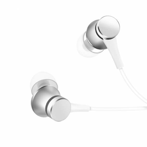 Наушники Xiaomi Mi Piston Headphone Basic Silver