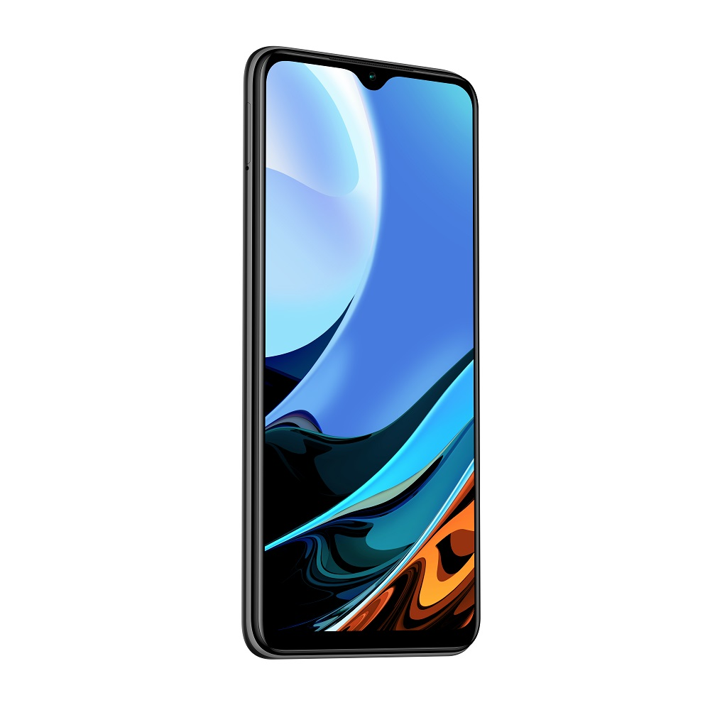 Смартфон Xiaomi Redmi 9T 4GB/64GB Carbon Gray (NFC)