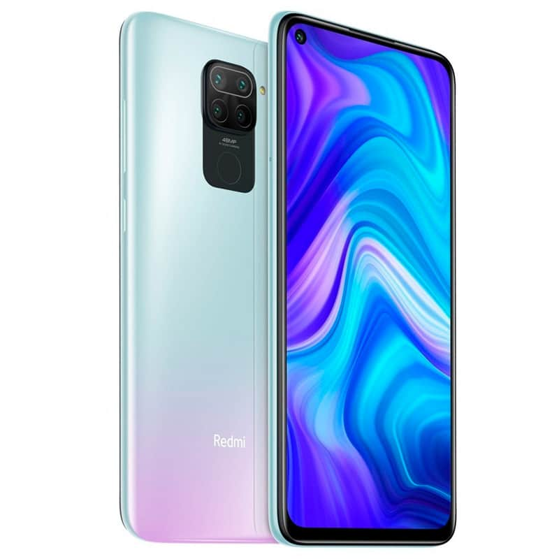 Смартфон Xiaomi Redmi Note 9 4GB/128GB Polar White